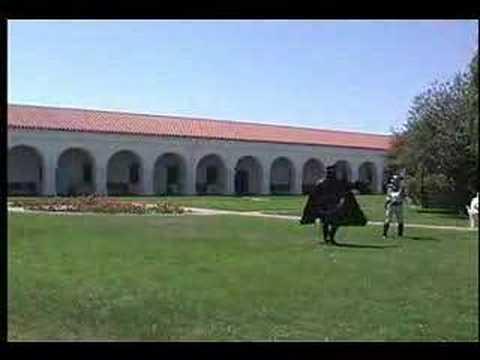 Zorro At Mission San Luis Rey Youtube