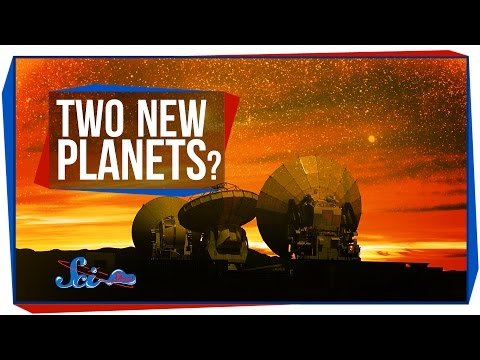 Two New Planets Discovered?