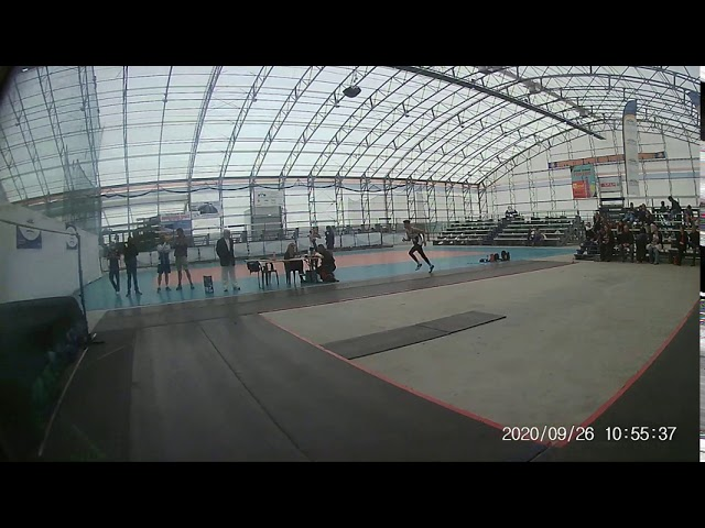 #THEDOMEVTFC | Boys 17 | Zenaldo van Neel | High Jump | 1.68m