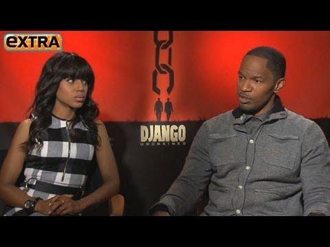 Jamie Foxx Talks 'Django Unchained'