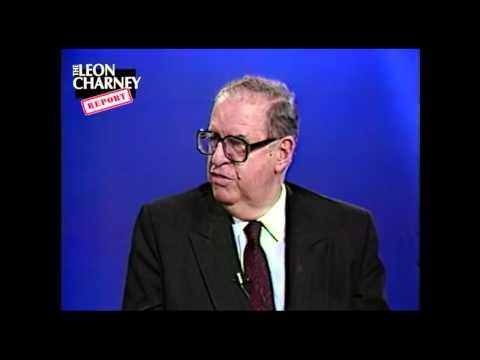 Abba Eban 5/6/90 (Segment) | Charney Report