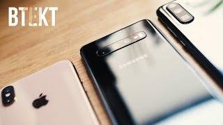 P30 Pro vs Galaxy S10 vs iPhone XS | It's Tough at the Top Video