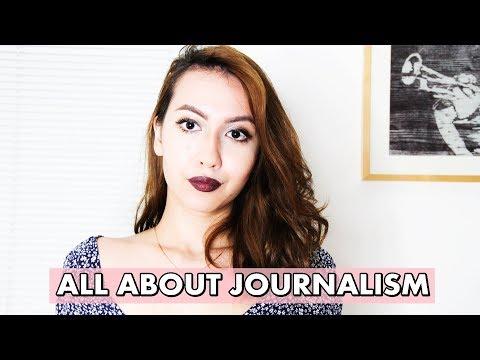 ALL ABOUT JOURNALISM MAJOR | BECOMING A JOURNALIST | Leila Mekhdiyeva
