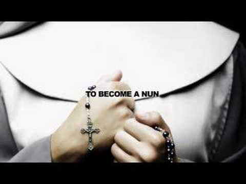 Catholic Nun Commercial