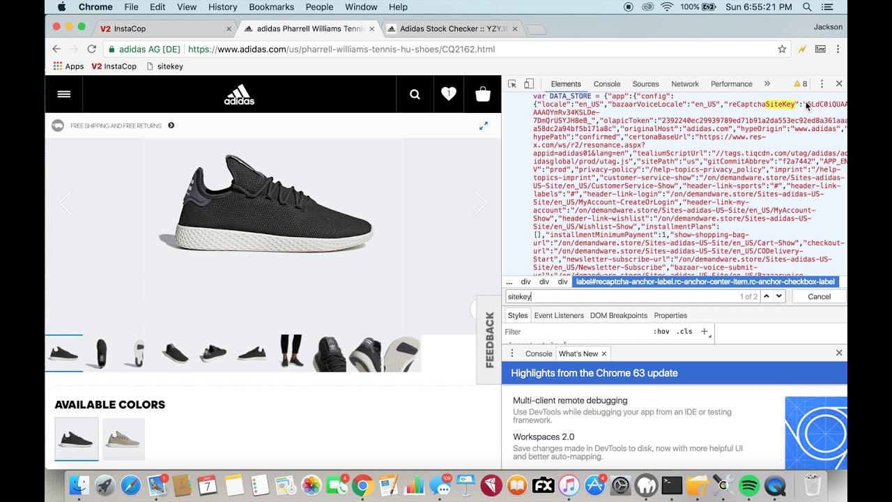 misil Parámetros Inesperado  How To Backdoor Adidas (Still Working) - Bayareaboost - TheWikiHow