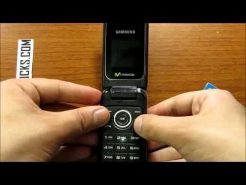 Learn How To Unlock Samsung E1190 By Unlock Code From UnlockLocks.COM