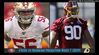 49ers vs. Redskins Preview!