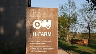 Welcome to H-FARM
