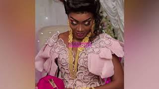 Mariage de maman Mbaye ,la fille de Jimmy Mbaye , les images les plus marquantes