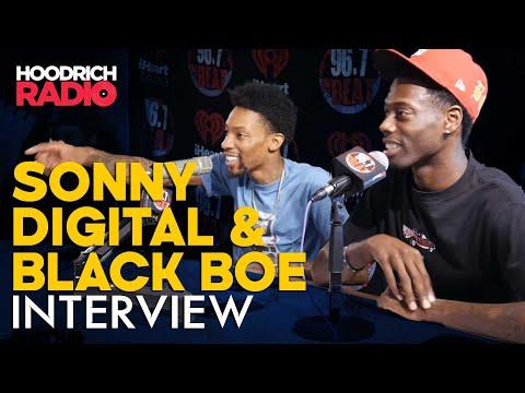 Beat Interviews - Sonny Digital & Black Boe aka Quez Talk Progression, 'Black Goat 2' Coallb