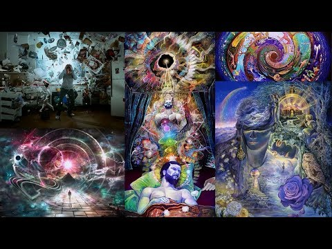 Andrew Bartzis - Echo Locator Stargate Finder, Actualizing Mystical, Spirit Court of Equity, Paradox