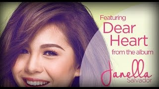 Janella Salvador - Dear Heart with lyrics