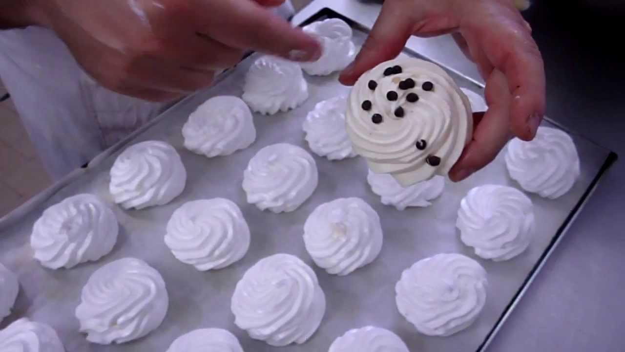 Come fare le meringhe ricette dolci e cucina video for Cucina ricette dolci