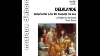 Symphonie pour les soupers du Roi - Concert de trompettes - M.R. Delalande