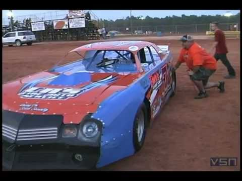 Stock Car Racing at Modoc SC  Speedway
