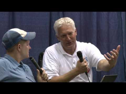 Hamfest TV - Destin Sandlin and Tim Cunningham discuss APRS
