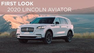 First Look | 2020 Lincoln Aviator | Driving.ca
