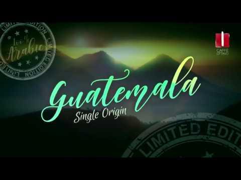 Guatemala   Single Origin 1oo% Arabic - Limited Edition