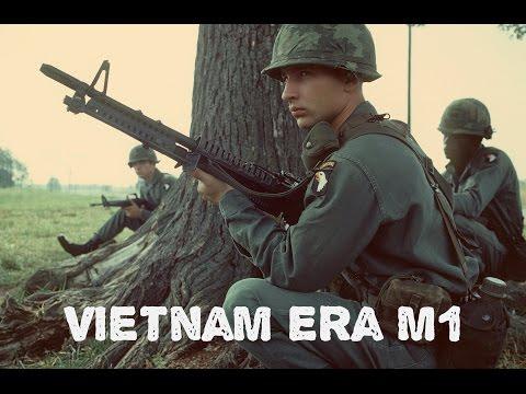 Vietnam era M1 helmet