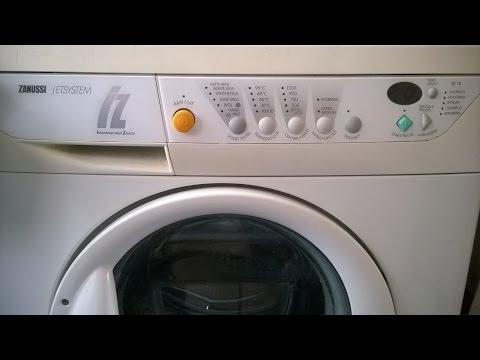 Zanussi Washing machine.