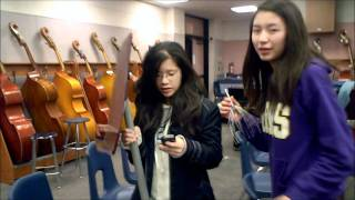 Priceless reactions to the head massager ... LOL 11/15/11.