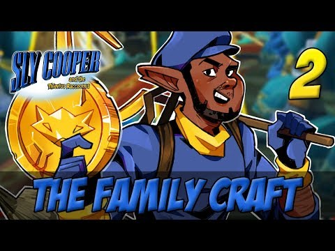 [2] The Family Craft (Let's Play The Sly Cooper Series w/ GaLm)