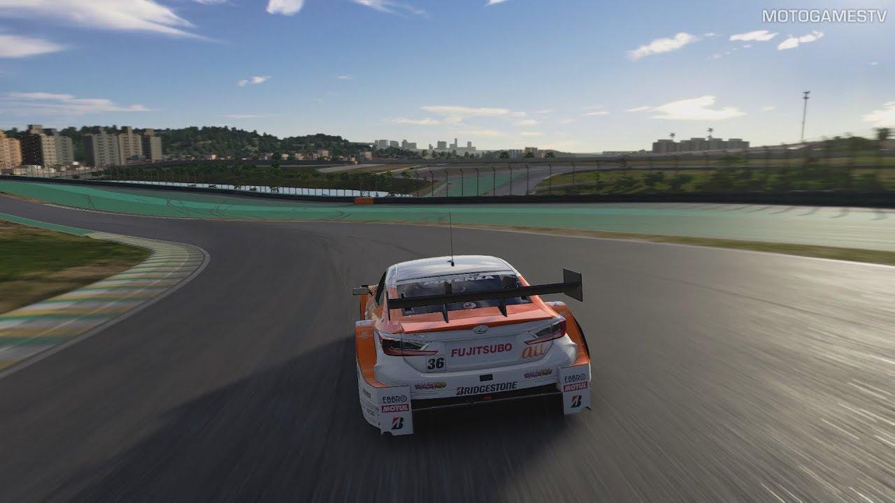 Gran Turismo Sport Lexus Au Tom S Rc F 16 Gameplay Ps4