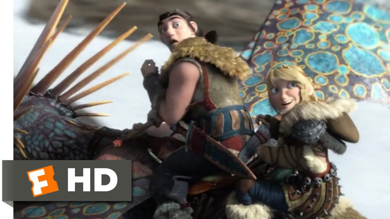 Download How to Train Your Dragon 2 - Drago Attacks! Scene | Fandango Family