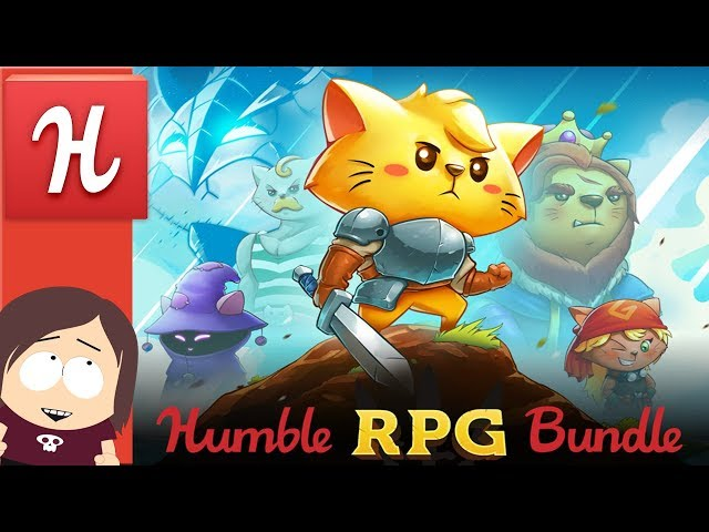 Humble RPG Bundle || More Great Bundles & Free Games!