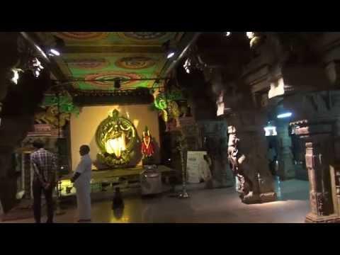 Madurai Meenakshi  Temple Art Museum (மதுரை மீனாட்சியம்மன் கோயில் )