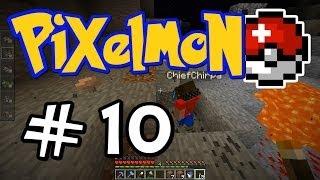 "Minecraft Pixelmon - E10 ""Geocaching with Chirpa!"" (Pokemon Mod for Minecraft!)"