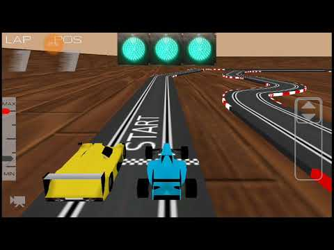 Slot Racing – F1 Tracks Part 1