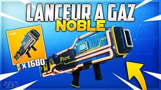 Fortnite: The Return of the Noble Gas Launcher on Fortnite Save the World!! - ( Noble Gas)