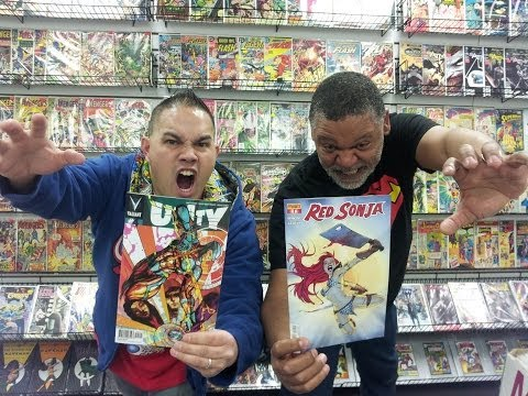 Flashback Comics - New Release Wednesday, February 19th 2014!