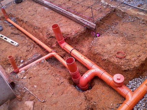 Building a house in Southern Leyte Philippines part 8. Septics and plumbing.