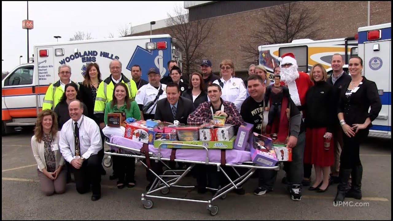 Stuff A Bus 2013 With Upmc East And Kiss Fm 96 1 Youtube