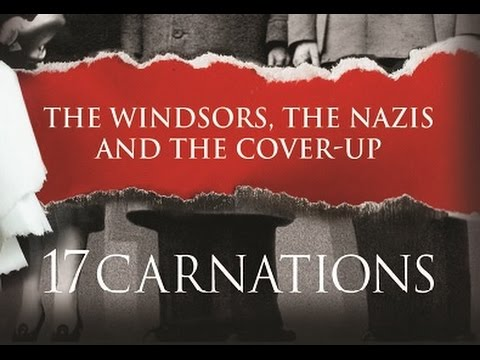 Nazi's & The Windsor's British Royal Family New Book Andrew