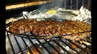 Big Henry's Grilled Stuffed Burgers