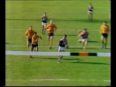 Brilliant Rod Silva Try V Balmain 1992