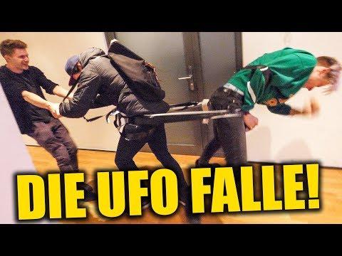 Die UFO FALLE