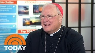 Cardinal Dolan: Donald Trump and Hillary Clinton Share 'Touching Moment' At Al Smith Dinner | TODAY