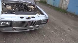 Волга 3102 восстановление От и До. 8  Часть.