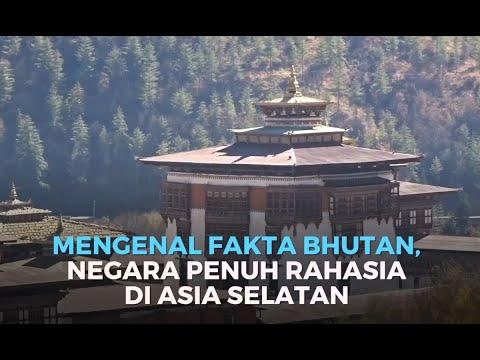 Mengenal Fakta Bhutan, Negara Penuh Rahasia Di Asia Selatan