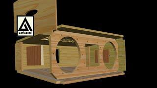 Bok array LA210 3D