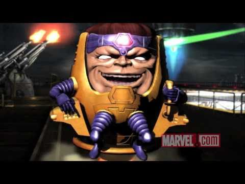 Marvel vs. Capcom 3: M.O.D.O.K. Spotlight