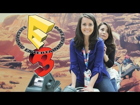 Get Ro & Mo Attend E3! - Sister Vlog Screenshots