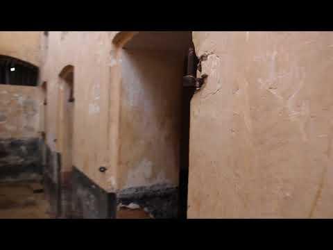 French Guiana - Papillion Prison Solitary Confinment Cells