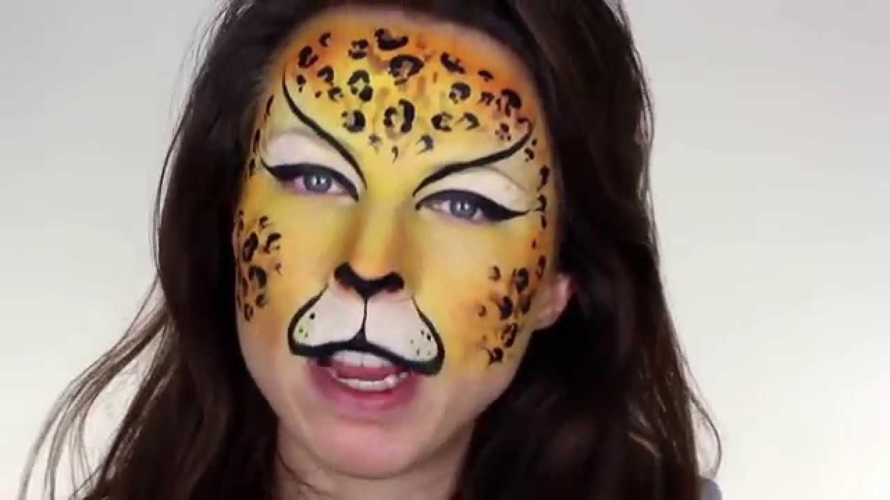 فن الرسم على الوجه 34 Youtube