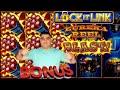 High Limit Lock It Link Eureka Slot Machine Bonus | SE-1 | EP-19