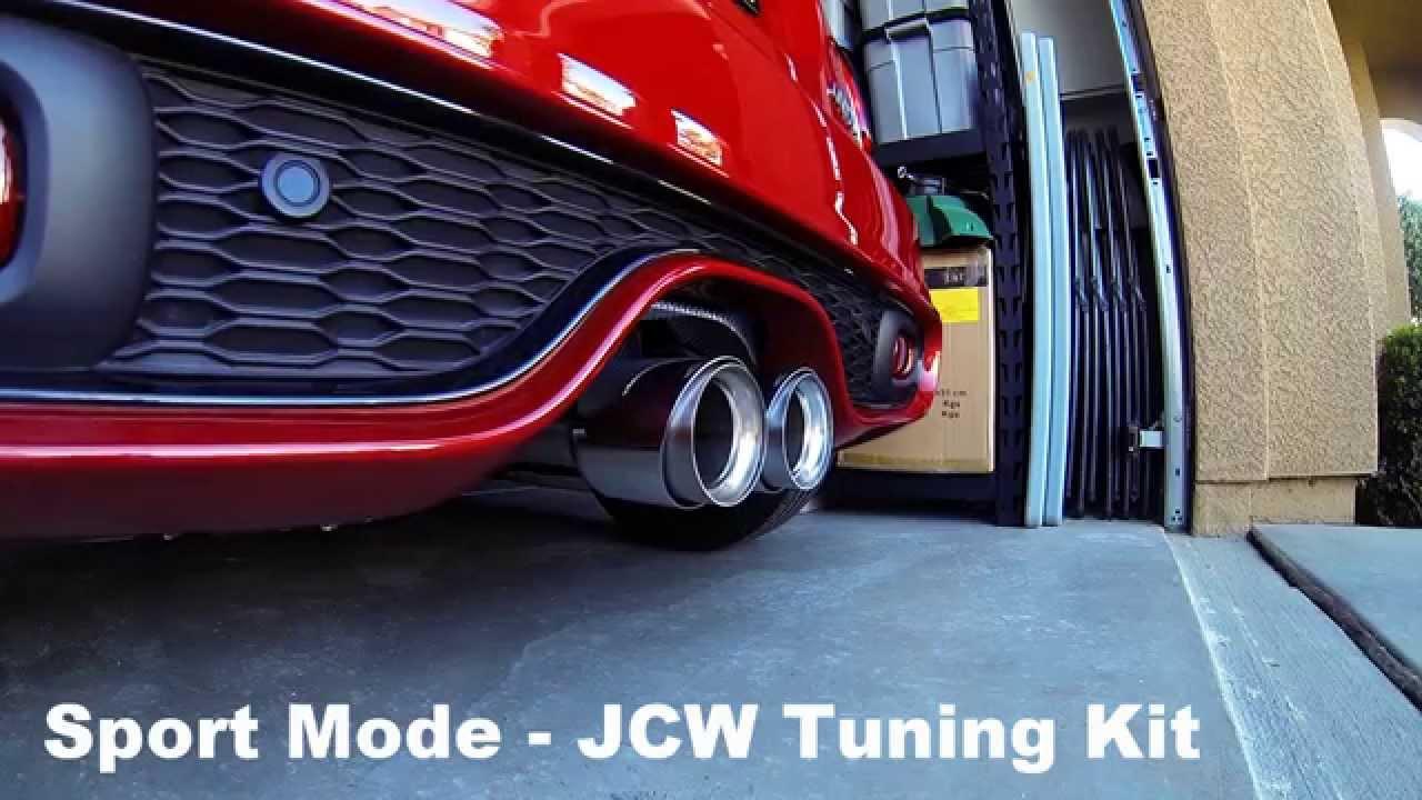 2014 f56 jcw tuning kit youtube. Black Bedroom Furniture Sets. Home Design Ideas